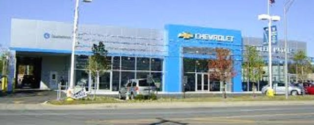 Currie Motors Chevrolet, Forest Park, IL, 60130