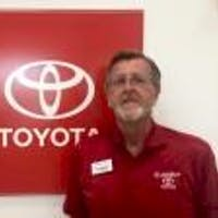 Bill Hessler at Curry Toyota - Cortlandt