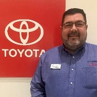 John Carbone at Curry Toyota - Cortlandt