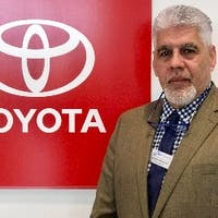 "Aldaberto "" Aldo "" Mojica at Curry Toyota - Cortlandt"
