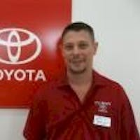 Bobby Kissel at Curry Toyota - Cortlandt - Service Center