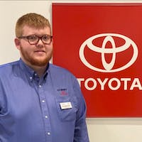 Chris McCarron at Curry Toyota - Cortlandt