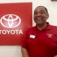 Jose Cardoza at Curry Toyota - Cortlandt