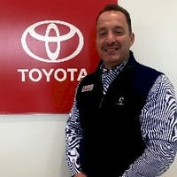 Joseph Addimandi at Curry Toyota - Cortlandt