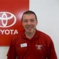 Rick Cook at Curry Toyota - Cortlandt