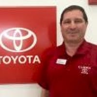 Bruce Ascher at Curry Toyota - Cortlandt