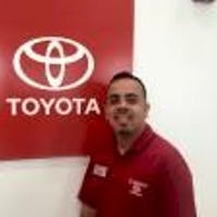 Alex Ortiz at Curry Toyota - Cortlandt