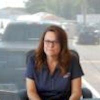 Eileen  Conlon at Larson Ford