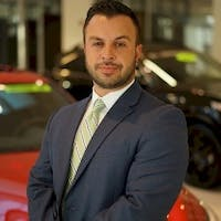 JP Perrone at INFINITI of the Palm Beaches