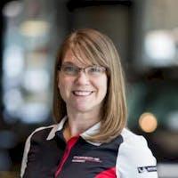 Jennifer Taylor at Porsche of New Orleans