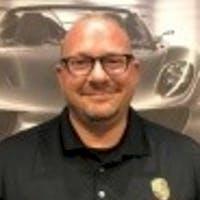 Nate Kolniak at Porsche of New Orleans