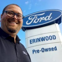 Craig Silva at Erinwood Ford