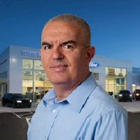 Youssef El-Hawasli at Erinwood Ford