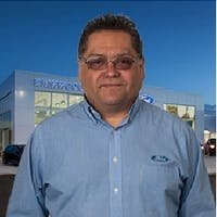 Victor Chacon at Erinwood Ford