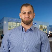 Sami Hafez at Erinwood Ford