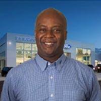 Martin Menzies at Erinwood Ford