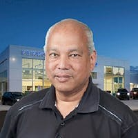 Rob Ahamad at Erinwood Ford