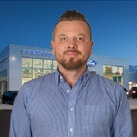 Lukasz Dulny at Erinwood Ford