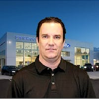 Joe Engel at Erinwood Ford
