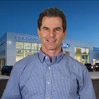 Brad Cruickshank at Erinwood Ford