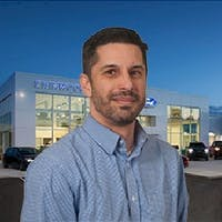 Adam Pellegrin at Erinwood Ford