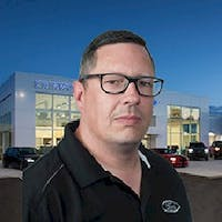 Chris Scott at Erinwood Ford - Service Centre