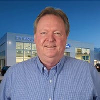 Frank Dainty at Erinwood Ford