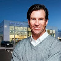 Dave Raymond at Erinwood Ford