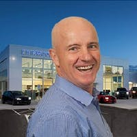 Mark Maguire at Erinwood Ford