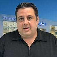 Peter Jolly at Erinwood Ford