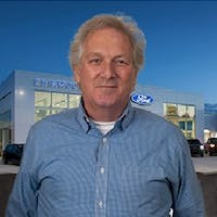 Dave De Giovanni at Erinwood Ford