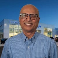 Habib Ahmed at Erinwood Ford