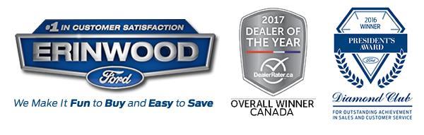 Erinwood Ford - Ford, Used Car Dealer, Service Center
