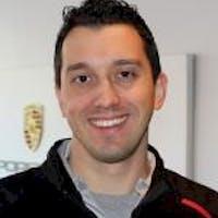 Billy Theodorakopoulos at Circle Porsche - Service Center