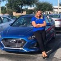 Jennifer Cacciola at Universal Hyundai
