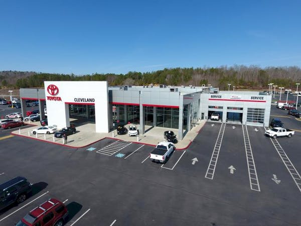 Toyota of Cleveland, McDonald, TN, 37353