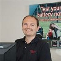 Eric Stahl at Fort's Toyota of Pekin