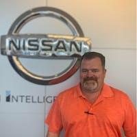 Randy  Jackson at Cronic Nissan