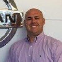 Jason  Presley at Cronic Nissan