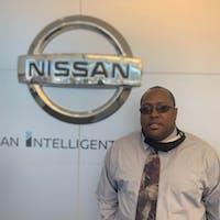 Chris Hamilton at Cronic Nissan