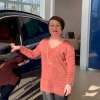 Suzie Hochstedler at Napleton Hyundai of Carmel