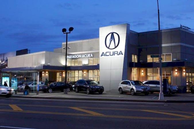 Paragon Acura, Woodside, NY, 11377