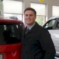 Joe Lombardi at Jeff D'Ambrosio Auto Group
