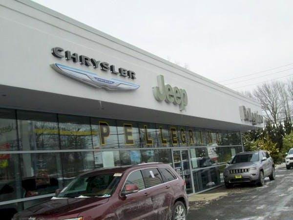 Pellegrino Chrysler Jeep, Woodbury Heights, NJ, 08097