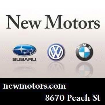 New Motors Erie Pa >> New Motors Volkswagen Subaru Bmw Used Car Dealer