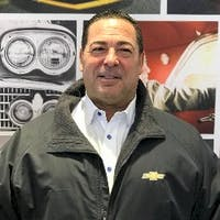 Joseph  Vivolo at Quality Chevrolet