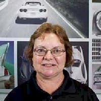 Nancy  Fleury  at Quality Chevrolet