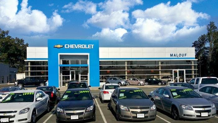 Malouf Chevrolet Cadillac, North Brunswick, NJ, 08902
