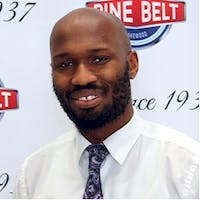 Kwesi Quansah at Pine Belt Chevrolet