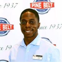 Ayo Sonubi at Pine Belt Chevrolet